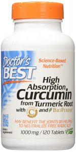 Bote curcumina doctor best