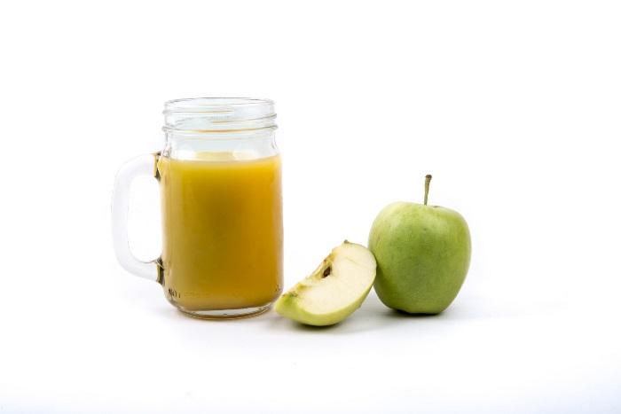Batido de manzana