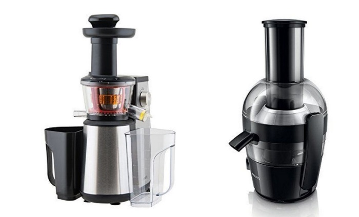 licuadora prensado en frio y licuadora centrifugadora