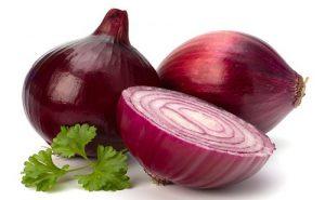 cebollas y colesterol
