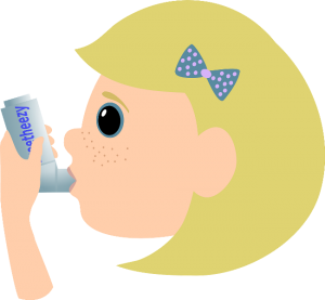 Cúrcuma y asma